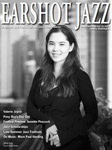Valerie Joyce Earshot Cover